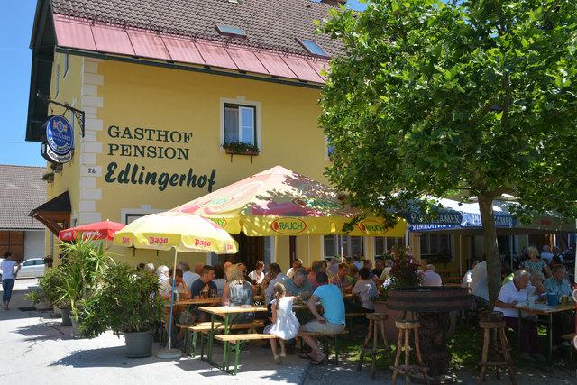 Kirchtag is' – beste Unterhaltung und köstliche Kulinarik stehen zwei Tage lang beim Edlingerhof auf dem Programm