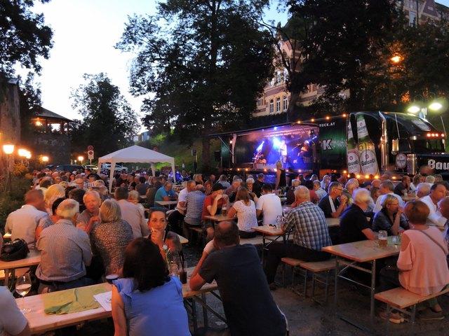 Das Kellerbierfest im Schärdinger Seilergraben findet heuer am 24. und 25. August 2018 statt.