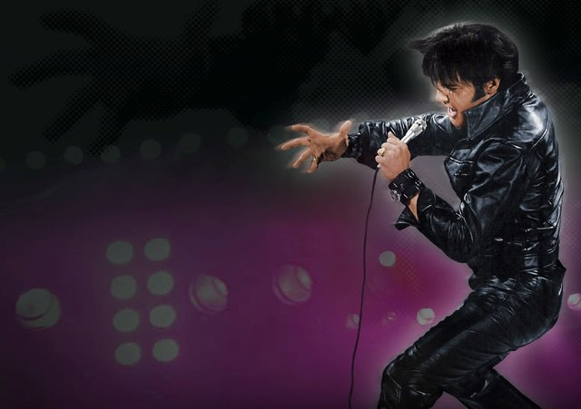 Im Casino Velden erlebt man das größte Comeback im Entertainment-Bereich: Elvis Presley 1968