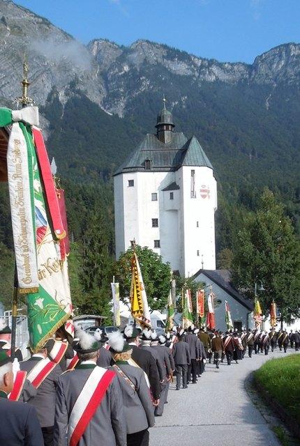 Zum 100. Mal zieht man in Mariastein zur Soldaten- und Gelöbniswallfahrt. Das Jubiläum wird entsprechend groß gefeiert.