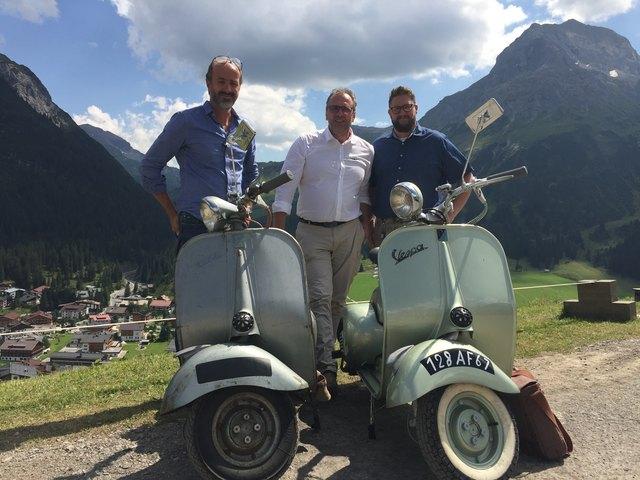 Das erste GRAND ARLBERG SCOOTERING (kurz: GAS1450) von Donnerstag 23. bis Sonntag 26. August 2018 in Lech/Zürs am Arlberg in Vorarlberg/Österreich. Das Premium Scooter-Event … the best in the alps!
