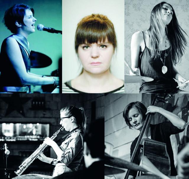 Ángela Tröndle, Beate Wiesinger, Judith Schwarz, Lisa Hofmaninger, Judith Ferstl, von e c h o boomer 7