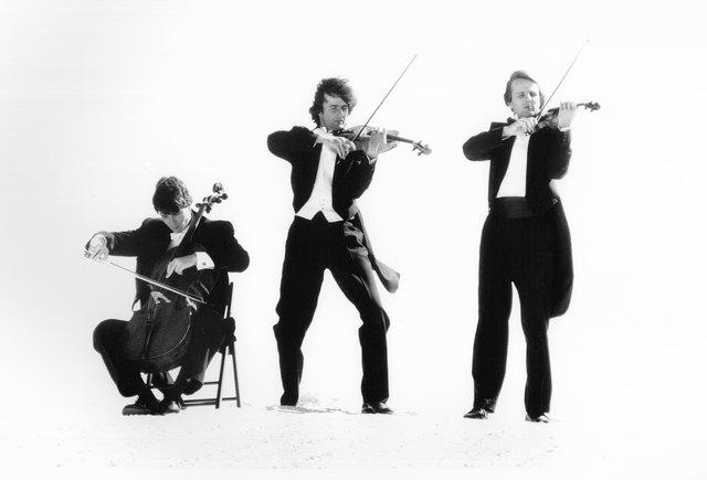 In die Welt des gemeinsamen Musizierens sind die drei Brüder Fritz, Axel und Arne Kircher im frühen Kindesalter am Kärntner Landeskonservatorium Klagenfurt eingetaucht