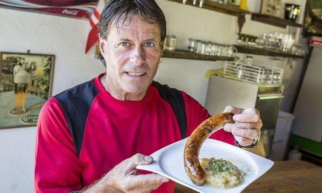 Hans Piko verwöhnt mit kulinarischen Schmankerln