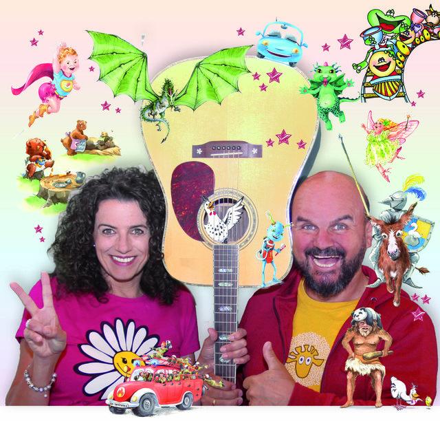 """""""Bluatschink"""" bringt bei einem tollen Familienkonzert viele Zauberwesen nach Kematen!"""