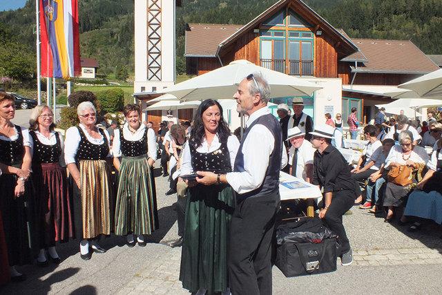Drei Tage lang findet in Seeboden das Chorfestival statt