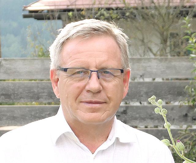 Arnulf Ploder ist zu Gast im Gasthof Deutscher