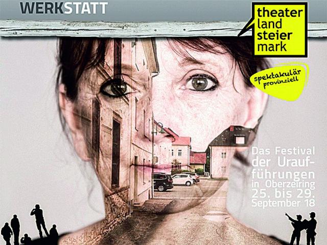 """Ein Festival in Kooperation mit """"theaterland stmk""""."""
