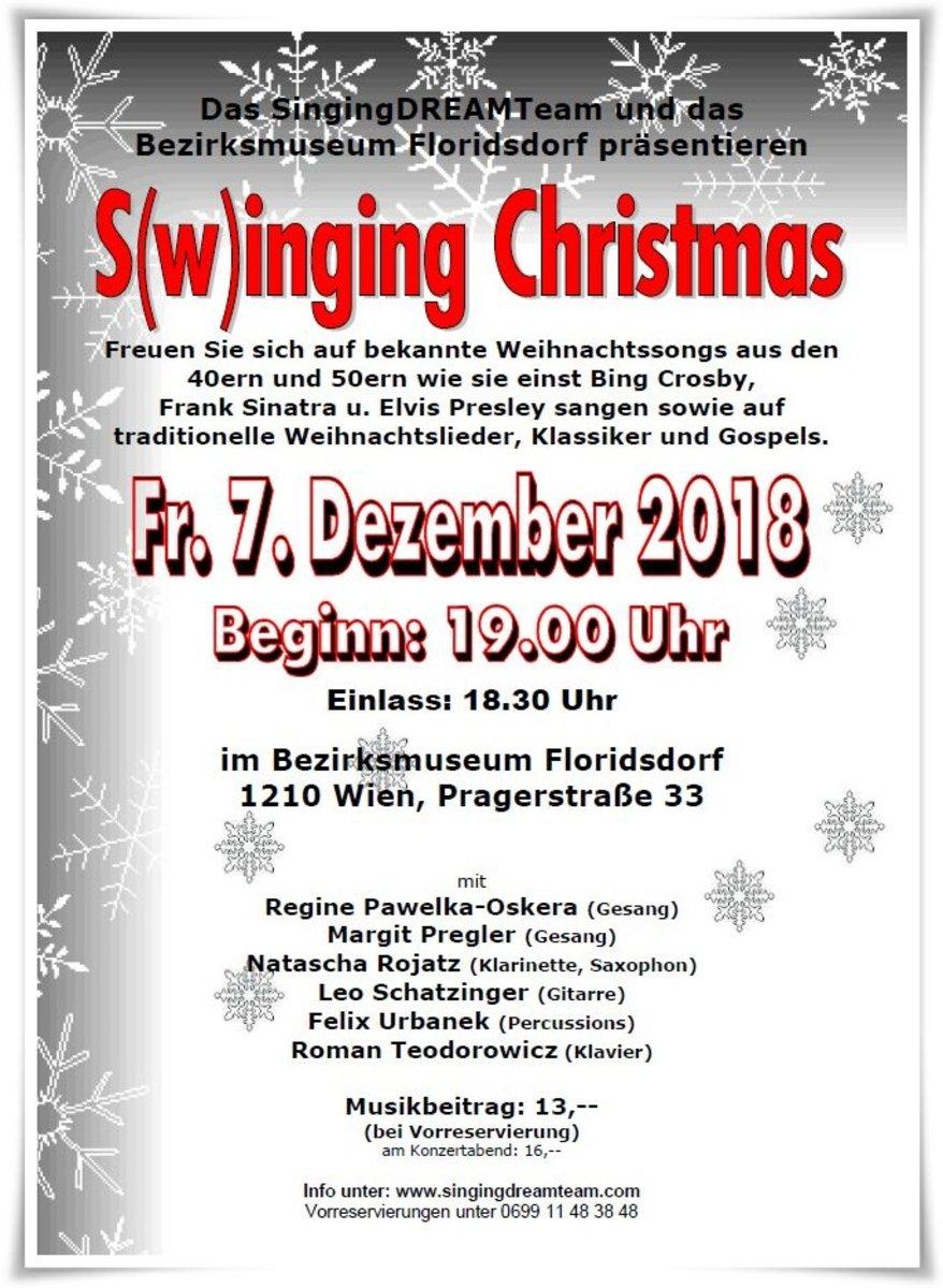 Traditionelle Weihnachtslieder.S W Inging Christmas