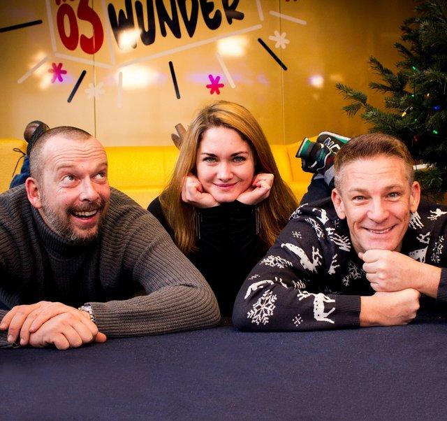 St Pölten Live Musik Und Kabarett Beim ö3 Weihnachtswunder