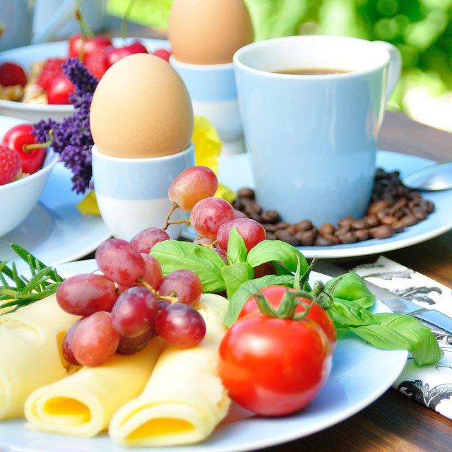 Frhstcks-Treffen fr Frauen: Sicher in unsicheren Zeiten - Egg