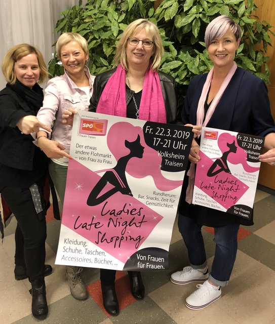 Sozialfestivalprojekt - Frauen helfen Frauen in Traisen - calrice.net