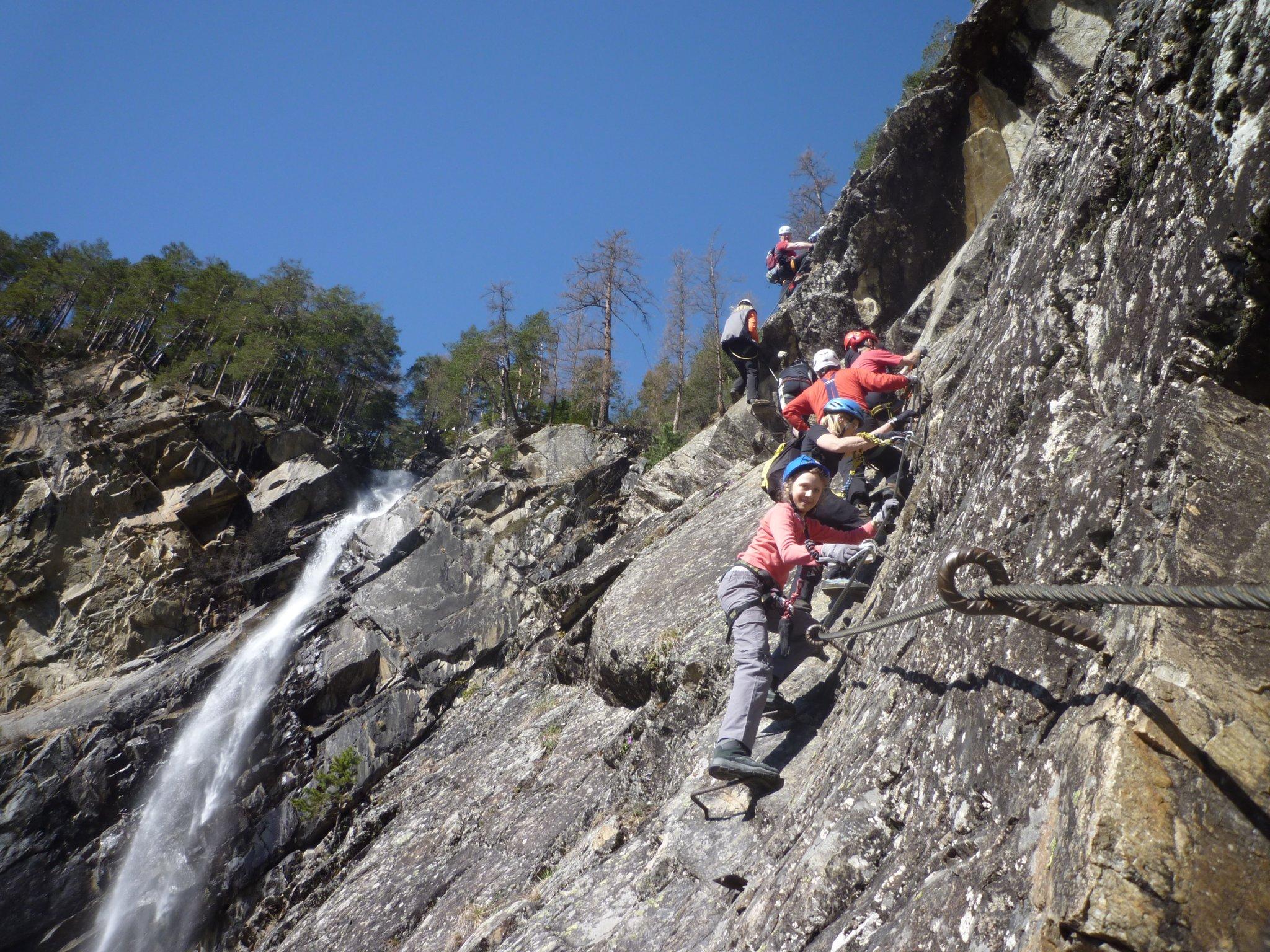 Klettersteigset Xxl : Klettersteigset vergleich edelrid oder lacd