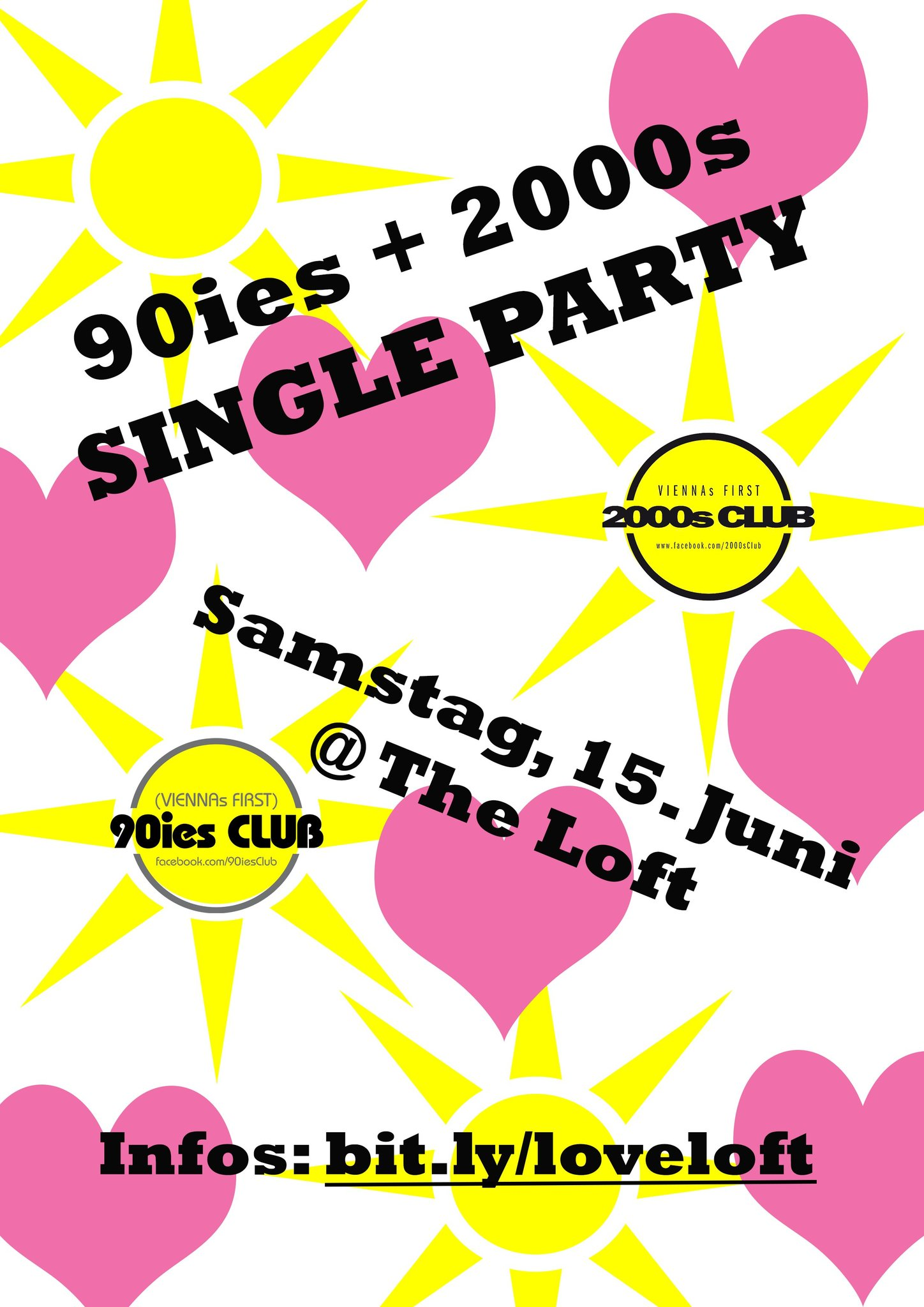90ies & 2000s SINGLE Party - Ottakring - assessment-software.com