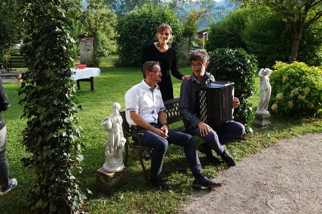 Über die Liebe (und die) Ehe: Festsaal Ursulinen