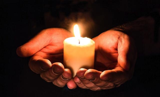 Friedenslicht aus Betlehem