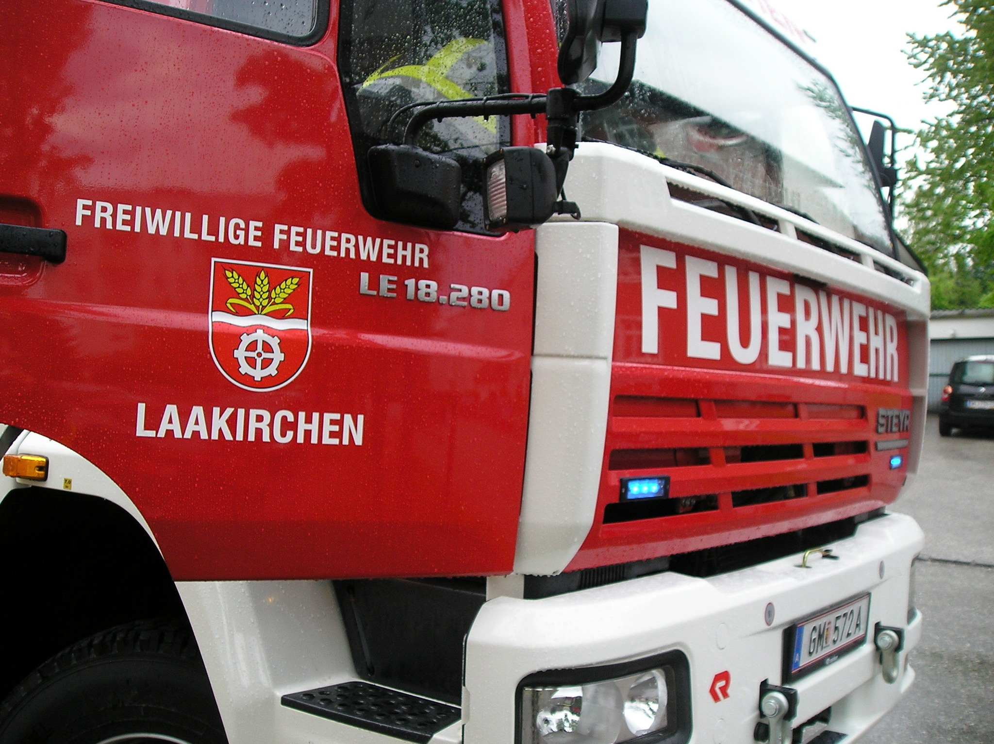 Feuerwehr Laakirchen aus Salzkammergut - meinbezirk.at